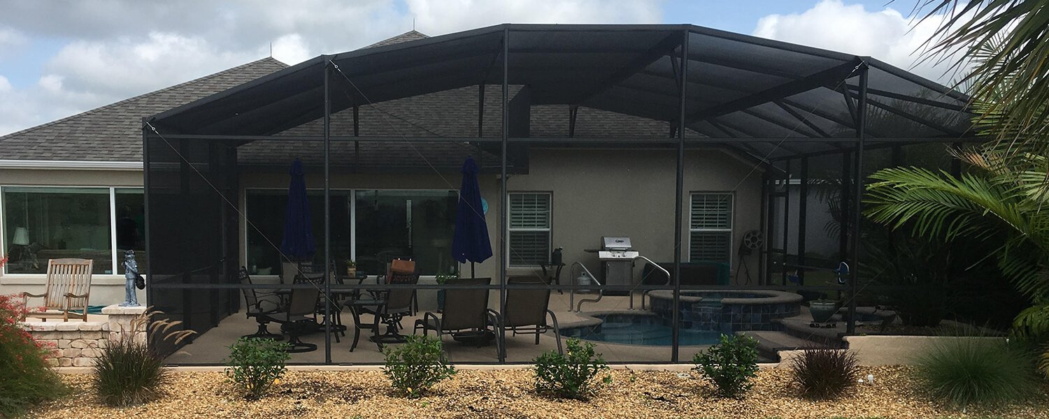 florida enclosures screen patio custom winter enclosure central pool haven lakeland